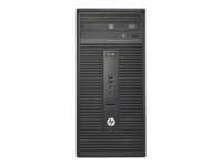 HP 280 G1 - mikrotårn - Core i5 4590S 3 GHz - 4 GB - 500 GB - Norsk M3X31EA#ABN